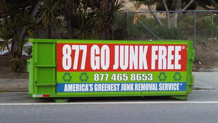 DUMPSTER RENTAL | 323-633-0610 | Go Junk Free America