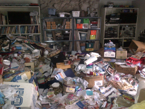 Chronic Hoarding Remediation | 323-633-0610 | Go Junk Free America